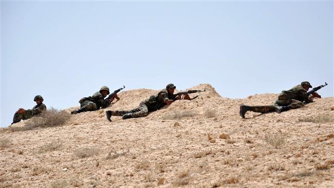 Quân đội Syria đánh chiếm Al-Bayarat phía Tây Palmyra