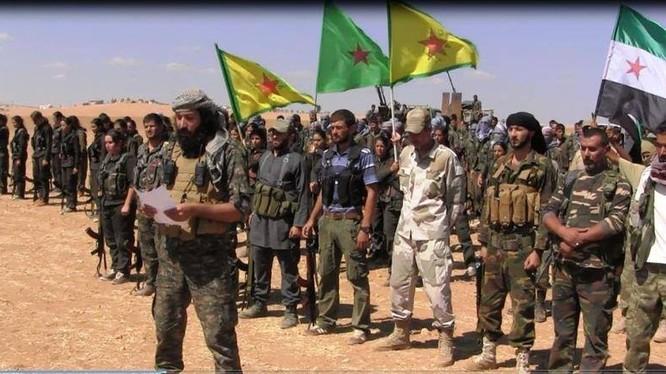 Jaysh al-Thuwar tuyên bố không liên minh với PKK