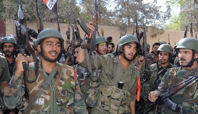 Tiger Forces triển khai tấn công lớn ở Aleppo