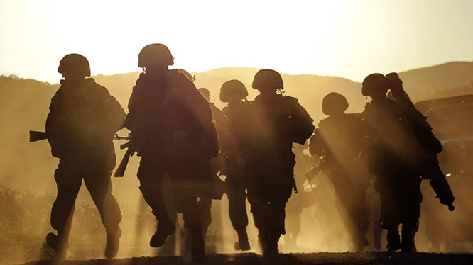 Video: Lực lượng đặc nhiệm Şükür Al- Saqr - Chim ưng Sa mạc Syria