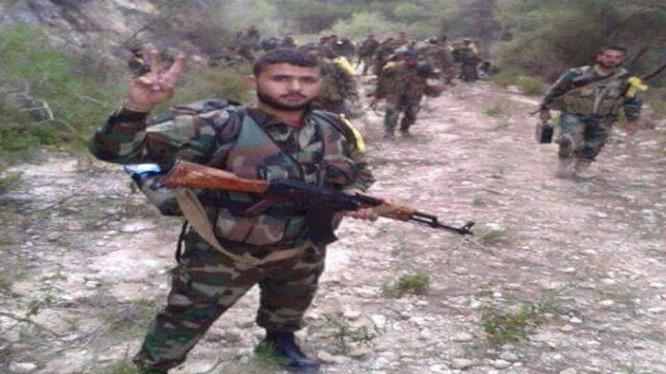 Video: Cận cảnh trận chiến quân đội Syria giành thành phố Ghamam