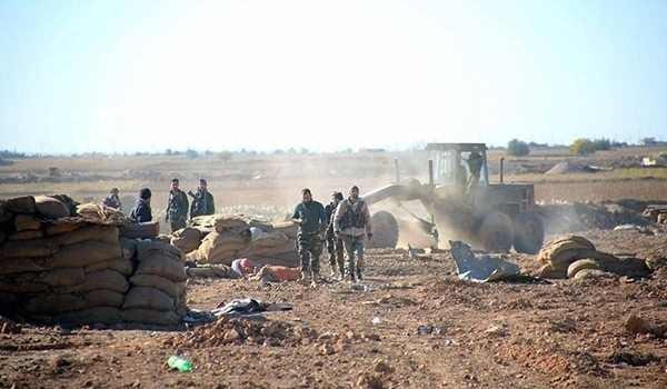 Video: Cận cảnh quân đội Syria giải phóng Al-Bilaliyah