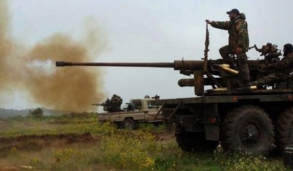 Quân đội Syria giáng trả thích đáng, diệt hai mươi phần tử IS ở Palmyra