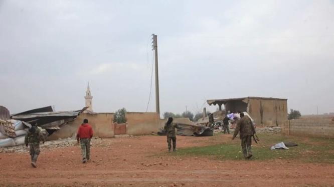 Lực lượng Tiger giải phóng 4 làng ở miền Đông Aleppo