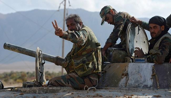 Quân đội Syria đẩy mạnh tiêu diệt sinh lực địch