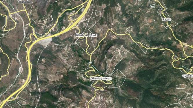 Lực lượng Hồi giáo cực đoan tấn công ở miền Bắc Latakia