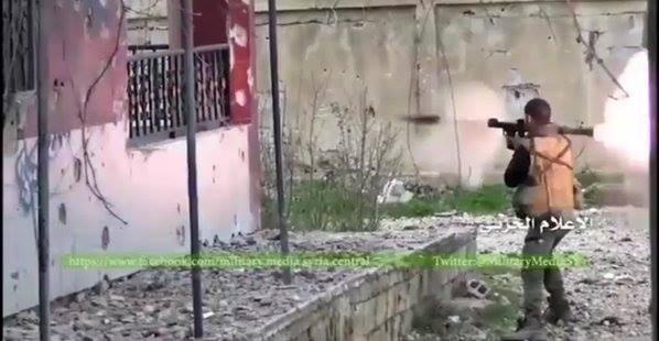 Video cuộc chiến dữ dội ở Sheikh Miskeen