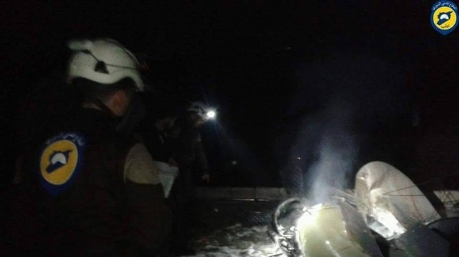 Quân đội Syria dùng tên lửa đạn đạo diệt hàng chục tên khủng bố
