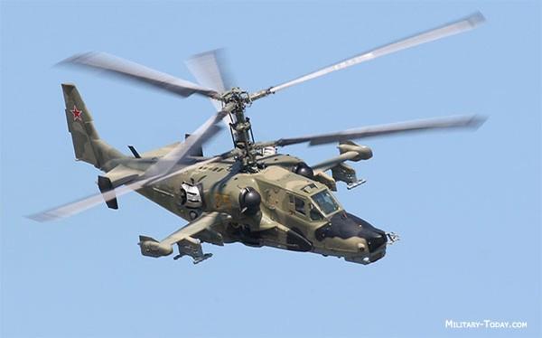 """Video: Trực thăng Ka- 50 nâng cấp """"Cá mập đen"""""""