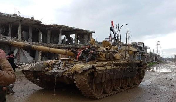 Chùm video chiến sự Syria đáng xem nhất trong ngày