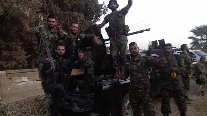 Video: Lực lượng tinh nhuệ Tigers - nỗi kinh hoàng của IS