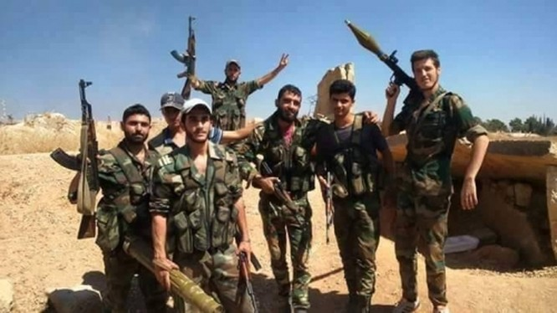 Video: Trận chiến giành Wadiah, IS mất hàng chục chiến binh
