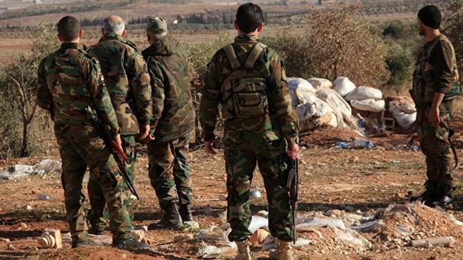Quân đội Syria giành được 90% diện tích tỉnh Latakia