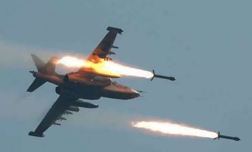 Không quân Nga không kích 20 lần trong ngày