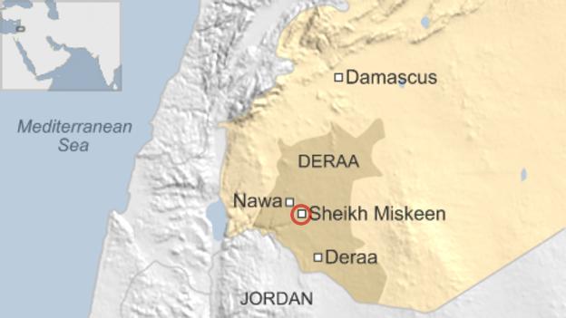 FSA, Al-Nusra phản kích thất bại, hàng loạt tay súng nộp mạng