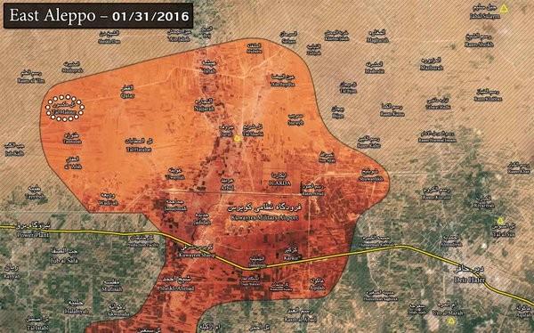 Sư đoàn Tigers chiếm liên tiếp 4 làng trong 4 ngày