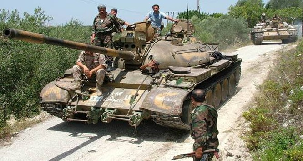 Tấn công thành phố Deir Ez Zor thất bại, IS mất một chỉ huy chiến trường