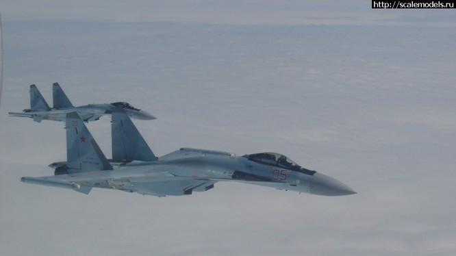 Sốc: Nghi vấn Nga đưa Su-35S đến đối phó với Thổ Nhĩ Kỳ