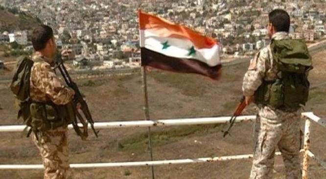 Sư đoàn cơ giới 4 Syria đánh chiếm Hardatineen, Bắc Aleppo
