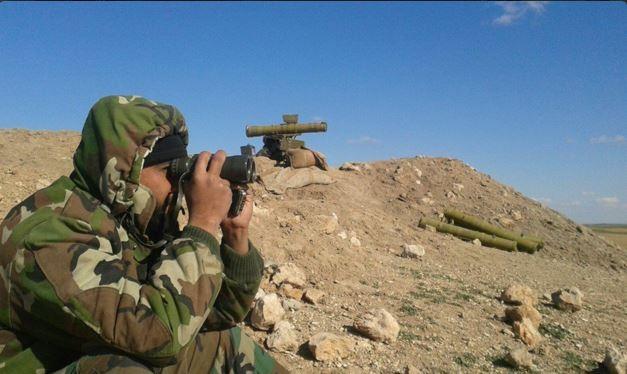 Lực lượng Tigers tiến công hai ngôi làng nhỏ ở Đông Aleppo