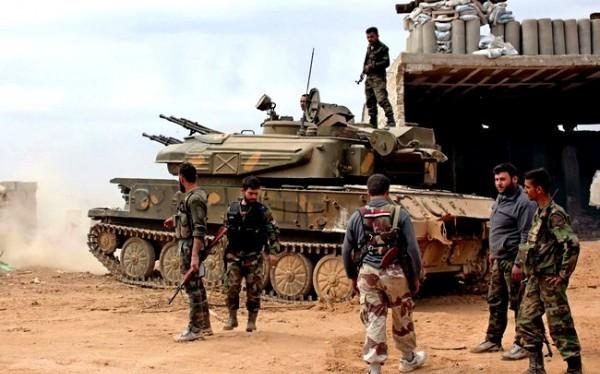 Sốc: Một cố vấn quân sự Nga tử trận ở Syria