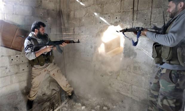 Video: Tâm thư của một chiến binh Hồi giáo cực đoan tại Rityan, Bắc Aleppo