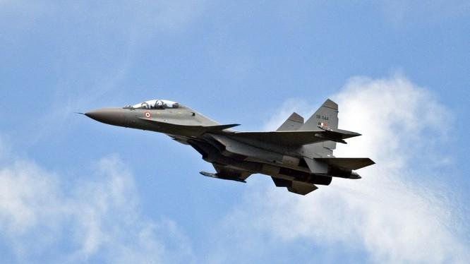"""Tiêm kích đa nhiệm """"bất bại"""" Su-30"""