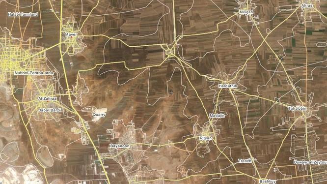 Chiến sự Bắc Aleppo đã đến hồi quyết định