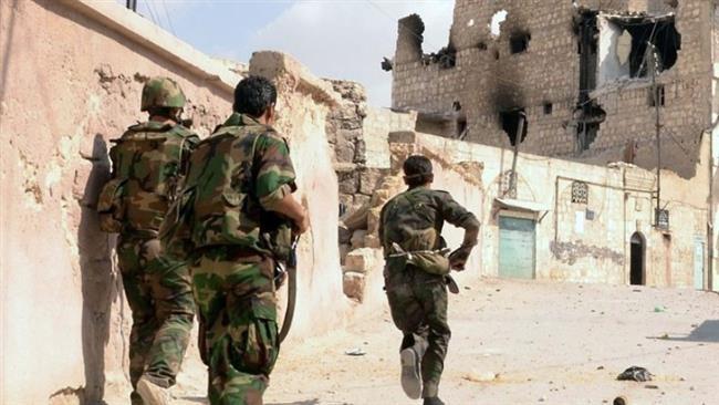 Video: Sự trưởng thành nhanh chóng của quân đội Syria