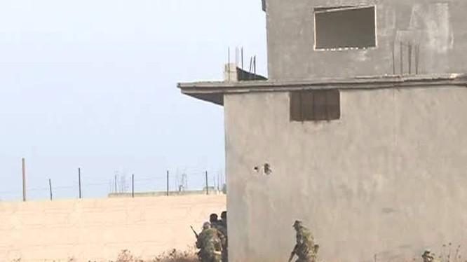 Quân đội Syria chuẩn bị chiếm thành phố Darayya, Damascus