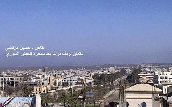 Video, Ảnh: Cận cảnh giải phóng thị trấn Itman