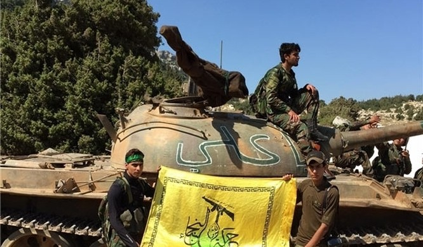 Video: Lực lượng Hezbollah diệt hàng chục tay súng từ nhóm Ahrar al-Sham