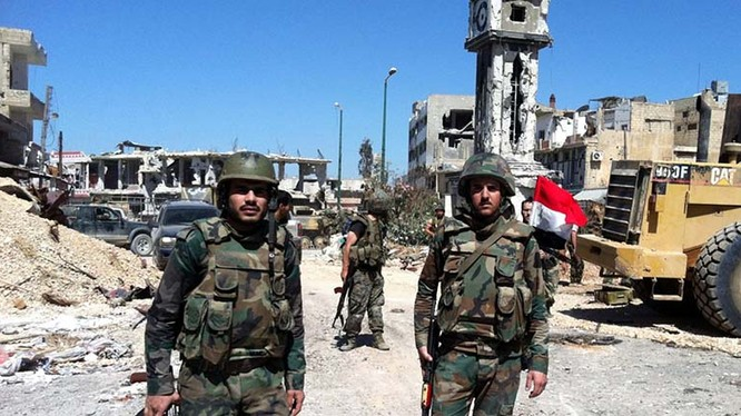 Phiến quân Syria tấn công thất bại, hàng chục chiến binh nộp mạng