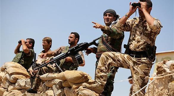 Có thể lực lượng dân quân Kurd đã đánh chiếm sân bay Menagh