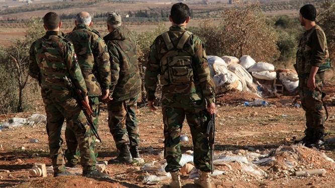 Video: Những người lính Syria gợi nhớ chiến sĩ Việt Nam
