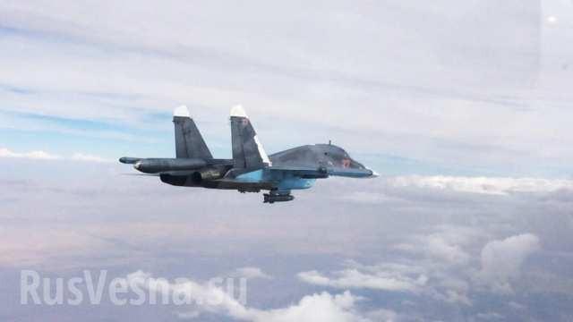 Không quân Nga không kích diệt hơn 40 phần tử khủng bố