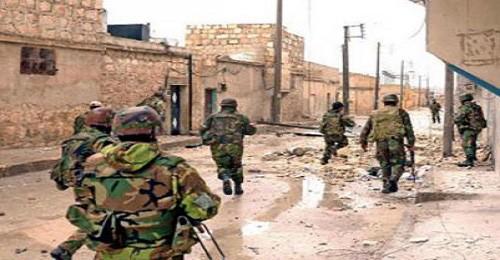 Quân đội Syria tấn công Darayya, diệt hơn 30 tay súng cực đoan