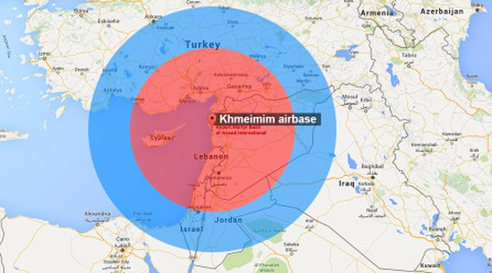Video: Đột nhập hệ thống phòng thủ căn cứ quân sự Nga ở Syria