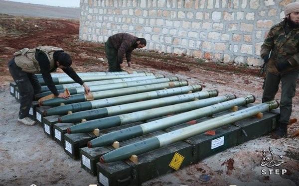 Phiến quân Hồi giáo nhận tên lửa, Al-Nusra gửi quân cứu viện Bắc Aleppo