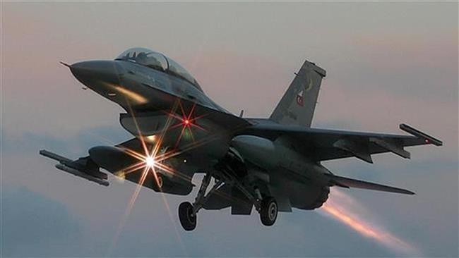 Thổ Nhĩ Kỳ ném bom lực lượng Kurd ở Syria