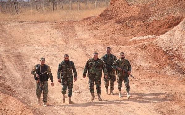 Quân đội Syria tiếp tục tiến về hướng tỉnh Al Raqqa