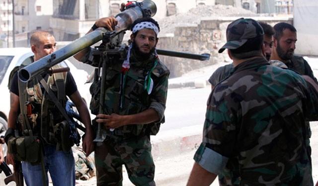 Lực lượng Hồi giáo cực đoan tấn công làng Al-Bureij, Đông Bắc Aleppo