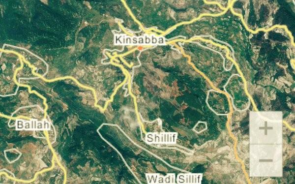 Lữ đoàn 103 giành thêm được hai làng ở Bắc Latakia, sát biên giới Thổ Nhĩ Kỳ