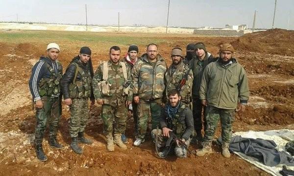 Lực lượng Tigers chỉ còn cách Nhà máy nhiệt điện Aleppo 300m
