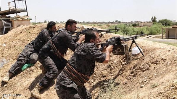 Lực lượng dân quân người Kurd YPG đánh chiếm làng Kafr Naya, Bắc Aleppo