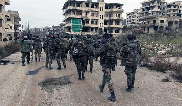 Đặc nhiệm Syria diệt hàng chục tay súng ở Đông và Tây Ghouta