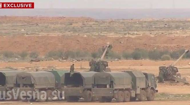 Video: Binh sĩ Syria sử dụng tên lửa chống tăng tiêu diệt khủng bố