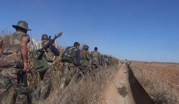 Lực lượng Tigers diệt nhiều tay súng IS ngoại vi nhà máy Nhiệt điện Aleppo
