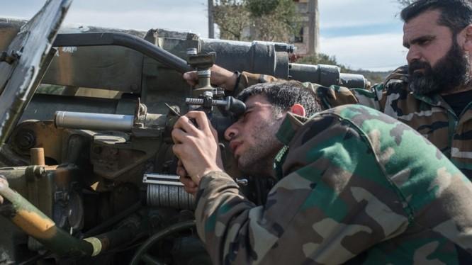 Lữ đoàn biệt kích 103 diệt gần hai mươi tay súng cực đoan ở Kinsibba
