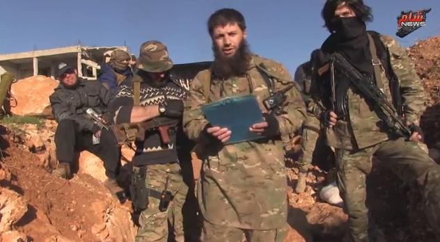 Sốc: Lực lượng đặc nhiệm Chesnya có mặt ở Syria
